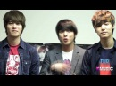 [K-EXCLUSIVE] CN BLUE gives Officially KMusic fans a SHOUT-OUT!