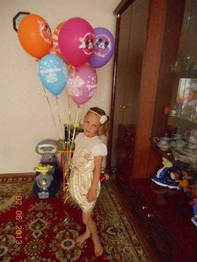 Карина Николаева, 2 июня 1999, Скопин, id213960319