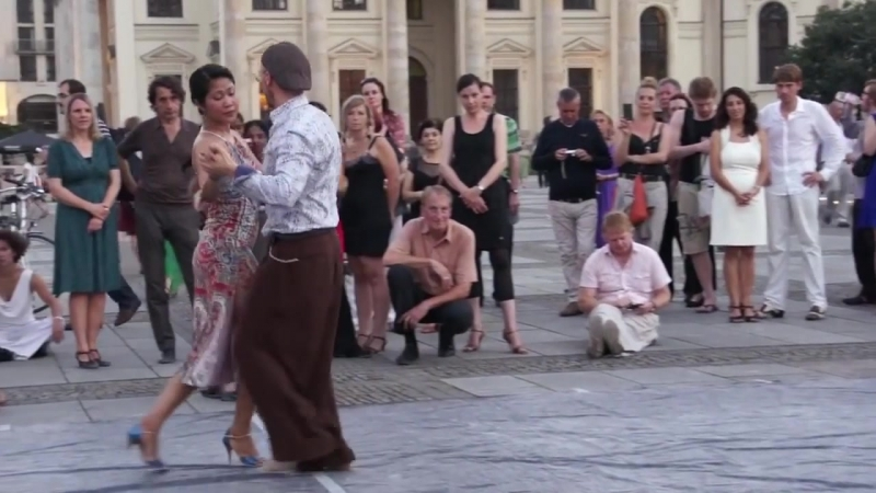 Oblivion_Berlin Tango High 2012 - Hit Run Milonga, Homer Cristina Demo
