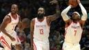 Best of Melo, CP3 Harden's Debut vs The Grizzlies   2018 NBA Preseason NBANews NBA Rockets
