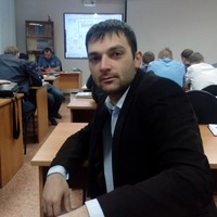 Анкета Артур Минасян