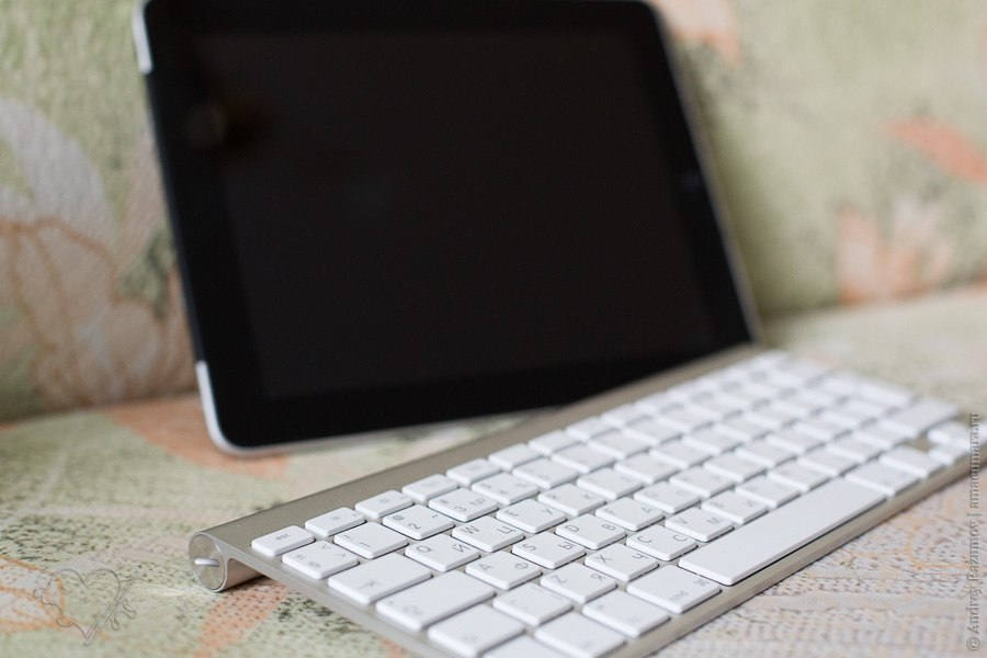 Беспроводная клавиатура для ipad