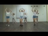 Jazz-Fank, студия танца Fresh Dance