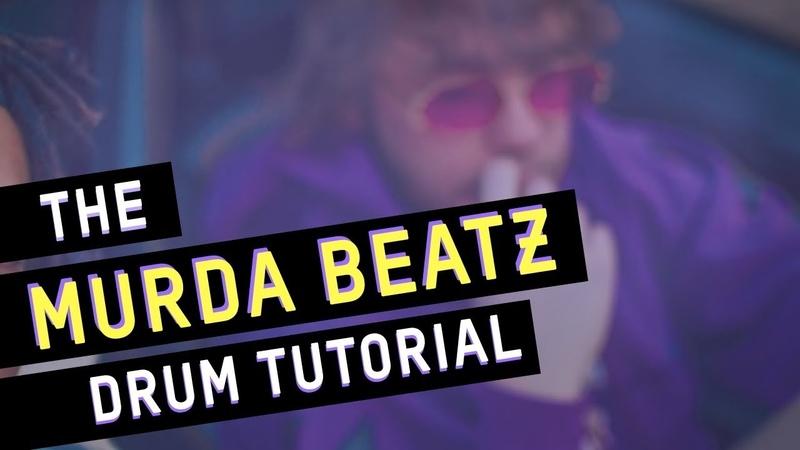The Murda Beatz Drum Pattern Tutorial Drum Kit