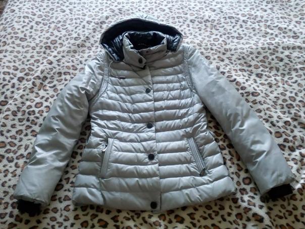 Продам зимнюю куртку размер L