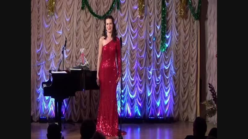 Концерт в Доме Романса 06.01.2019 (Рождественский концерт Звёзды Большой Романсиады)