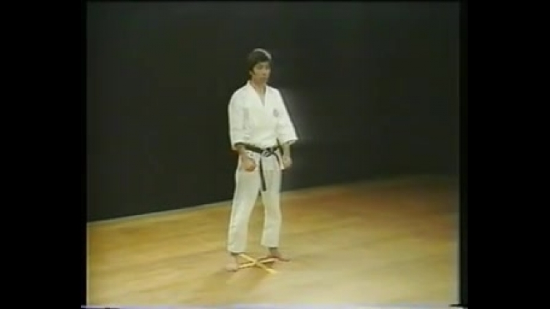 Tekki Shodan - Shotokan Karate