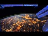Наша планета с орбитальной станции!!! Смотреть всем!