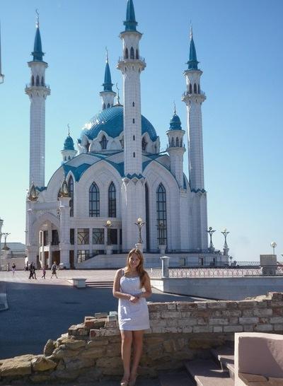 Лейсан Габдулманова, 25 июня 1994, Казань, id26993213