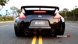 EPIC SOUNDING Nissan 370Z w ARMYTRIX Supersport Exhaust! REVS, Accelerations &amp More!!