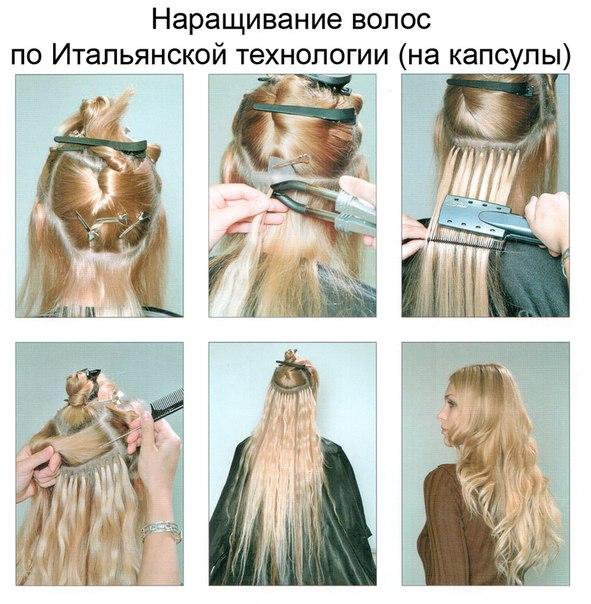 Чем можно нарастить волосы в домашних условиях