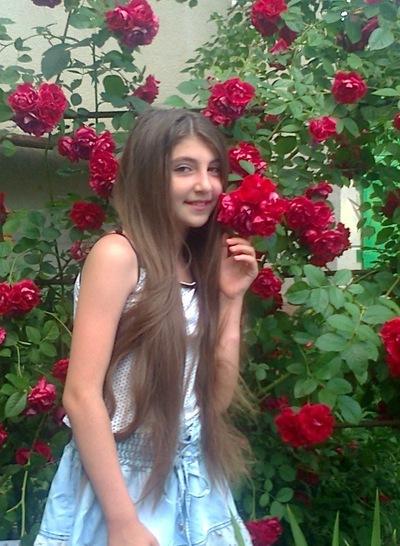 Каріна Сандоян, 20 декабря 1999, Яготин, id163322398
