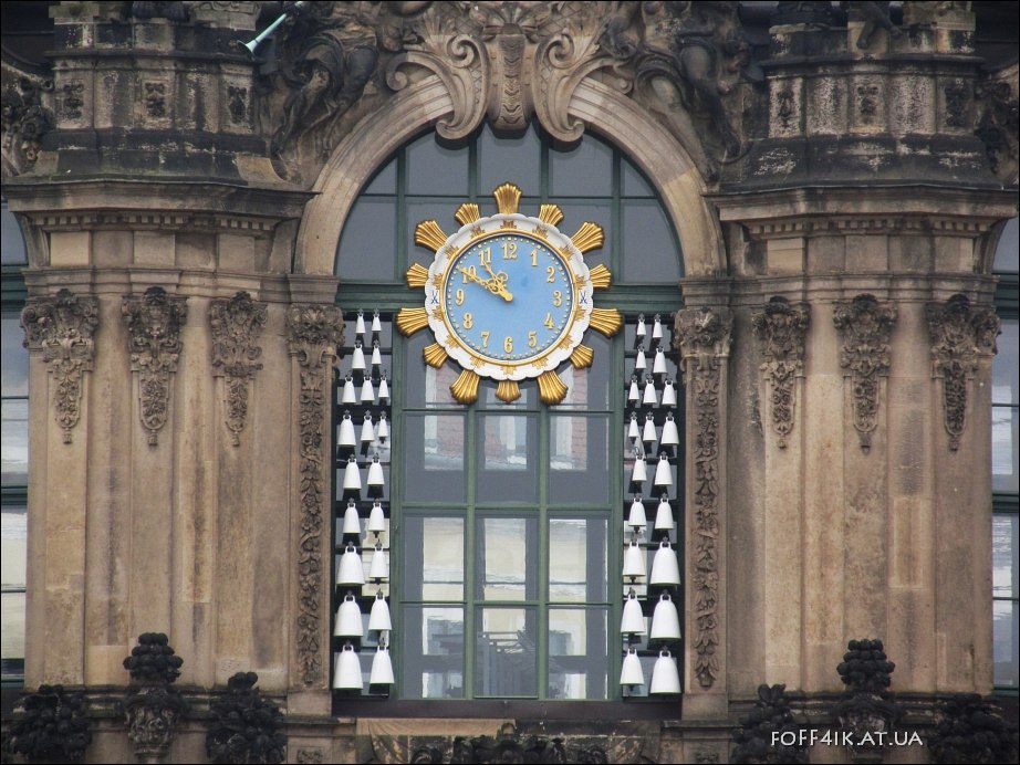 Европа Германия Дрезден 2014