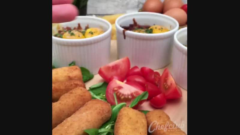 Обалденная запеканка и сырные палочки - Личный повар