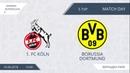 AFL18. Germany. Bundesliga 2. Day 5. 1.FC.Koln - Borussia Dortmund-2