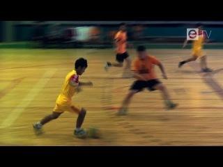 В Караганде проходит первая областная спартакиада среди спортсменов-инвалидов