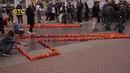 Акция Свеча памяти зажглась в сердце Челябинска