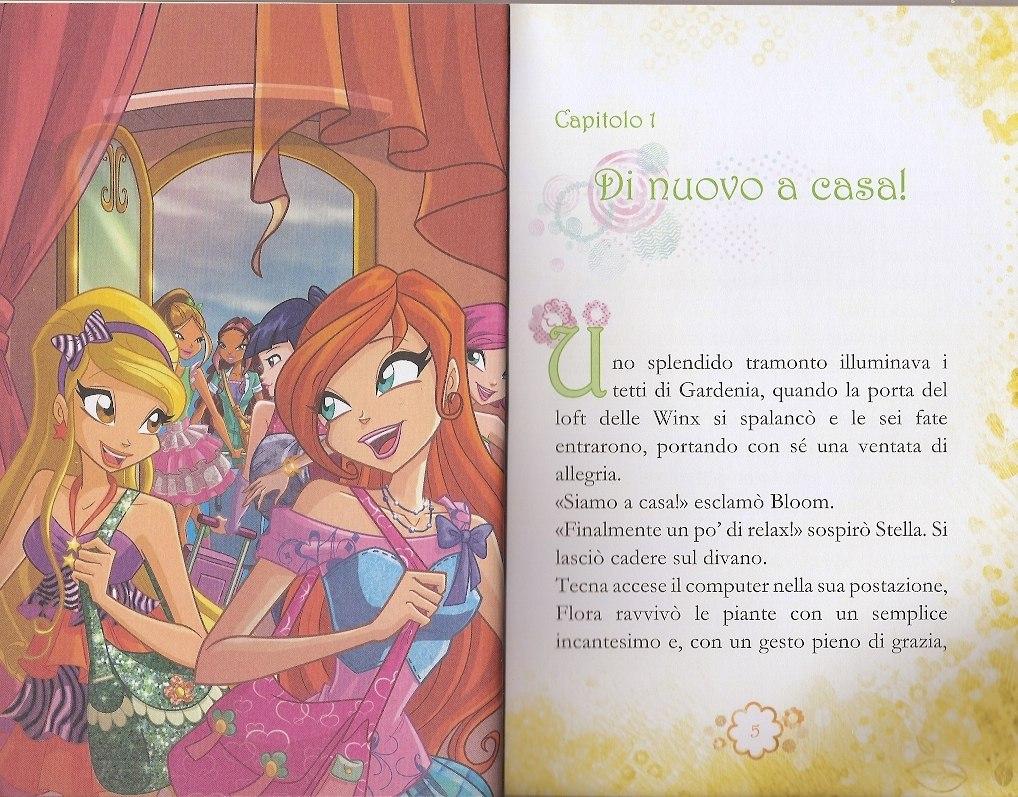 Divers Livres Page 3 Cristal Winx