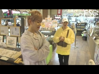 РУС.САБ EXO-CBX @ Travel the world on EXO's ladder, Episode 9