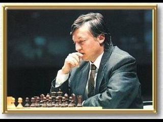 GM Anatoly Karpov: Excellent exploitation of unprotected pieces!