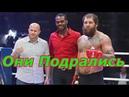 🔥 Федор избивает Александра Емельяненко - уличный бой