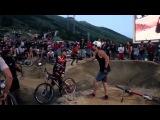 Crankworx Les Deux Alpes RockShox Pumptrack Challenge