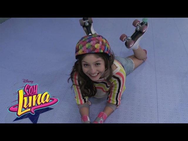 Soy Luna: Detrás de escena - La caída