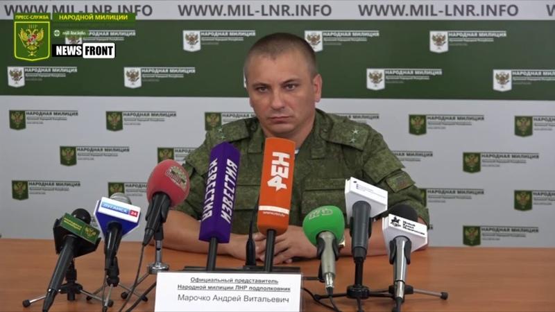 Марочко: Инструкторы НАТО готовят украинских снайперов для операций в Донбассе