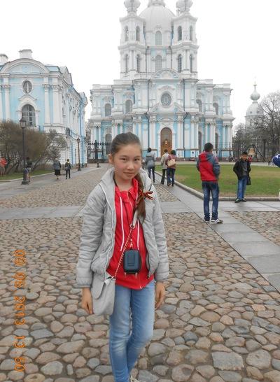 Анжела Исетова, 19 июля 1999, Саратов, id154133839