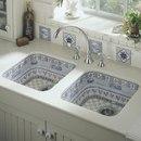 Такая замечательная мозаика от мастеров керамики прекрасно вписывается в скандинавский сти…