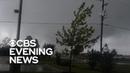 Deadly tornado touches down near Richmond, Virginia