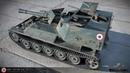 18 МАТЫ World of Tanks Аусулак познает французскую технику AMX 105 AM mle 47
