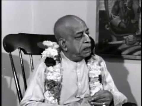 Кто такой Кришна Отвечает Шрила Прабхупада