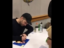 Автограф-сессия для держателей VIP-билетов на конвенции Wizard World Portland | 14.04.18