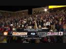 NCAAF 2018 / Week 11 / (2) Clemson Tigers - (17) Boston College Eagles / 1H / EN