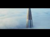 Лахта Центр - В облаках