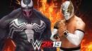 VENOM VS SIN CARA WWE 2K19