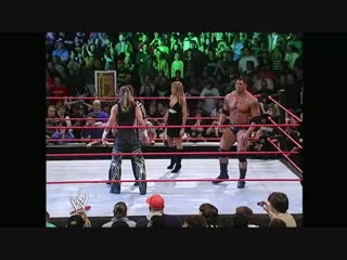 Undertaker, HBK,Cena, Batista vs. Edge,Orton, MVP, Kennedy Raw 02.12.2007