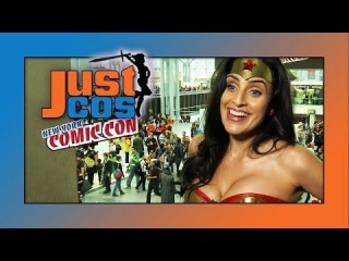 Cosplay Confidential: Valerie Perez as Wonder Woman - Just Cos NYCC 2013