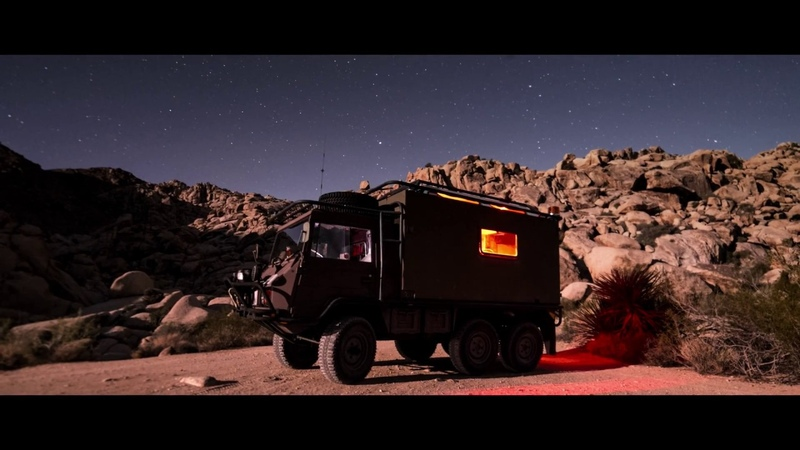 Real 4x4's! Episode: 2 - A man's 6x6 Pinzgauer and astronomy interests are explored.