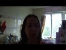 M4H03790 Таня чуть низким голосом читает своё стихотворение без названия _ Мой мир, простой и одинокий, _ стих с 2000 года _ вид