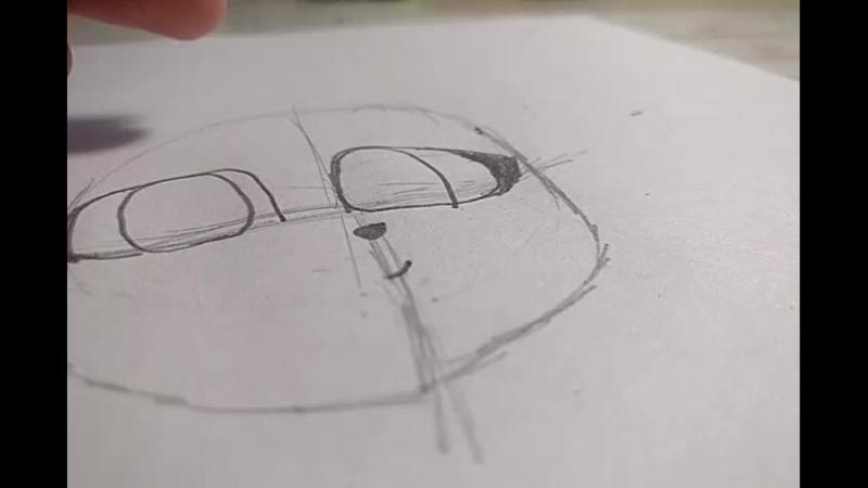 рисую для подруги