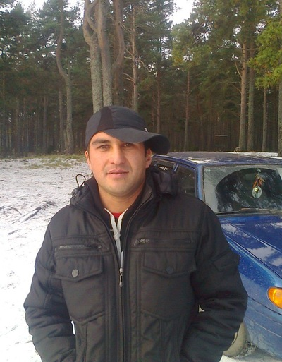 Алик Рузимуратов, 12 января 1983, Екатеринбург, id187030523