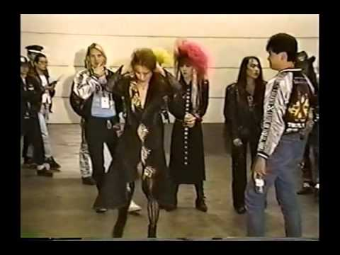 X-Japan 1992.01.06 ~On the Verge Of Destruction~ 2nd Day [Part 1]