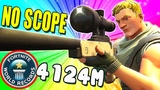 World Record 4000M+ No Scope Sniper Fortnite Funny and WTF Moments Ep.27