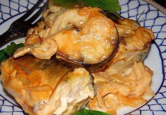 Соус, который сделает из любой рыбы блюдо