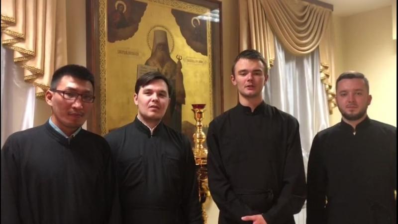 Студенты Якутской духовной семинарии приглашают на VII Свято-Иннокентьевский форум