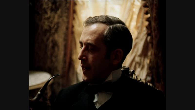 1 серия - Король Шантажа (Приключения Шерлока Холмса и доктора Ватсона 1980г HD)