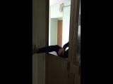 Когда влом открывать дверь (24.04.18)