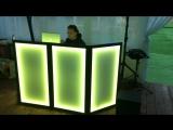 LED DJ FACADE